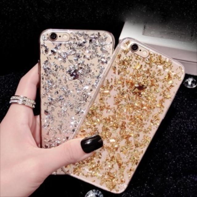 gucci iphone7 ケース 革製 | キラキララメ ゴールド iPhone7/8 ca2831の通販 by Kee shop|ラクマ