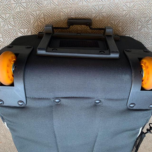 IKEA(イケア)のIKEA バックパック キャスター付き メンズのバッグ(トラベルバッグ/スーツケース)の商品写真