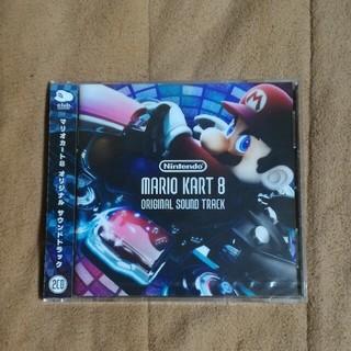 ニンテンドウ(任天堂)のマリオカート 8 オリジナル サウンド トラック 未開封 CD (ゲーム音楽)