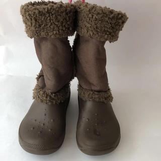 クロックス(crocs)のクロックス ブーツ ボアブーツ 長靴(レインブーツ/長靴)