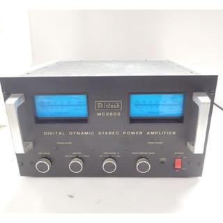McIntosh ステレオパワーアンプ MC260(アンプ)