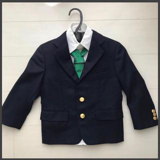 POLO RALPH LAUREN - ラルフローレン スーツ セット 110 ネイビー 紺 4点セット キッズ 子供