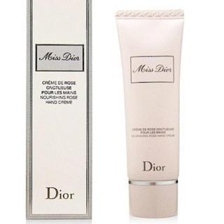 ディオール(Dior)の新品☆ディオールハンドクリーム☆ディオール☆ミスディオール(ハンドクリーム)