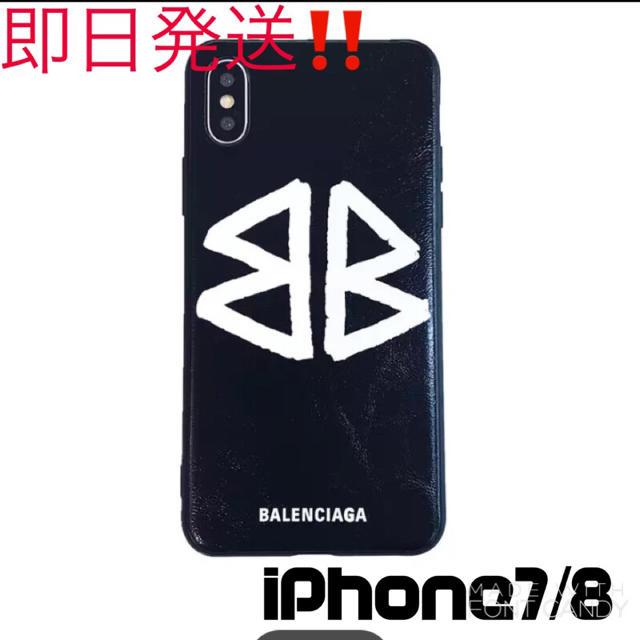 Balenciaga - バレンシアガ iPhone7/8ケースの通販 by TONOOZ販売's shop|バレンシアガならラクマ