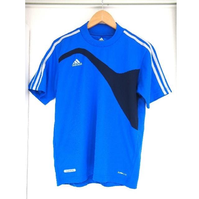 adidas(アディダス)の【アディダス】フットサル ジム サッカーユニフォーム adidas スポーツ/アウトドアのサッカー/フットサル(ウェア)の商品写真