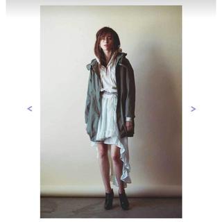 ラベルエチュード(la belle Etude)の巻きスカート付きショートパンツ シフォン(ショートパンツ)