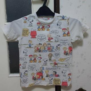 ユニクロ(UNIQLO)のSNOOPY  120Tシャツ(その他)