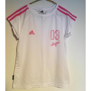 アディダス(adidas)のアディダス UVケアティーシャツ(Tシャツ/カットソー)