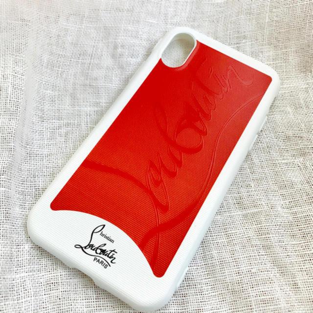 コーチ アイフォーンx ケース | Christian Louboutin - 新品 iPhoneケース ルブタン の通販 by maryu shop|クリスチャンルブタンならラクマ
