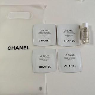 シャネル(CHANEL)の3社 試供品&ショップ袋♡セット(その他)