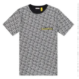 フラグメント(FRAGMENT)の新品MONCLER モンクレール 藤原ヒロシ MONCLER FRAGMENT (Tシャツ/カットソー(半袖/袖なし))