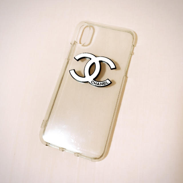 CHANEL - CHANEL iPhone X XSケースの通販 by coco's shop|シャネルならラクマ