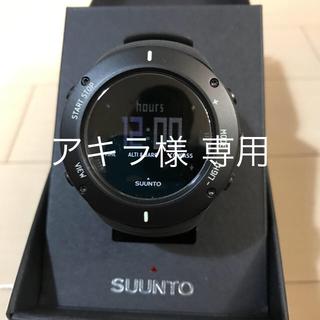 スント(SUUNTO)のスント 時計(腕時計(デジタル))