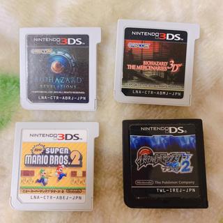 ニンテンドー3DS(ニンテンドー3DS)の3DS ソフト バイオハザード ポケモン(家庭用ゲームソフト)