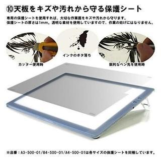 天板フルカバー保護シート LED 薄型トレビュアー (A3 ¥(絵画額縁)