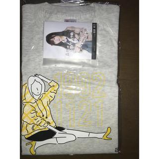 エイチケーティーフォーティーエイト(HKT48)のここな様専用4月10日取り置  HKT48 生誕記念Tシャツ&生写真セット (アイドルグッズ)