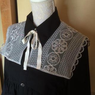 コムデギャルソン(COMME des GARCONS)のトリココムデギャルソン 付け襟(つけ襟)