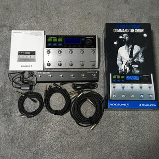 TC-HELICON Voicelive 3 + Switch-6 おまけ多数(エフェクター)
