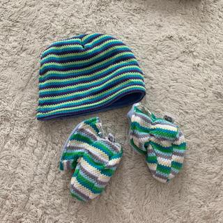 アリシアスタン(ALEXIA STAM)のオーストラリア ブランド 赤ちゃん baby 靴 帽子(帽子)