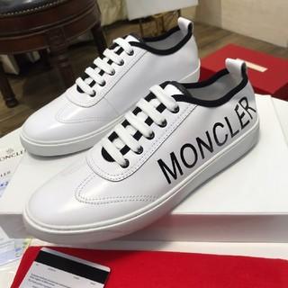 モンクレール(MONCLER)のMONCLER モンクレール スニーカー(スニーカー)