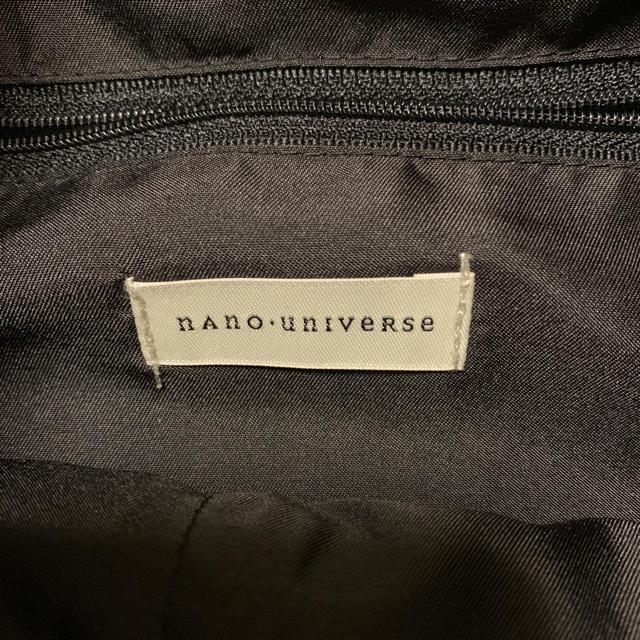 nano・universe(ナノユニバース)のナノユニバース クラッチバック メンズのバッグ(セカンドバッグ/クラッチバッグ)の商品写真