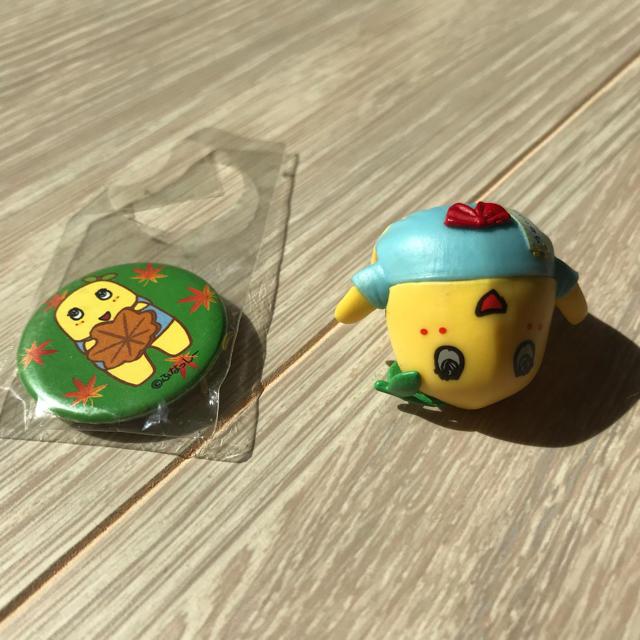 ポップ フィギュア | ふなっしー フィギュア 限定缶バッチ ガチャポン コップのフチ子の通販 by ゆきうさ's shop|ラクマ