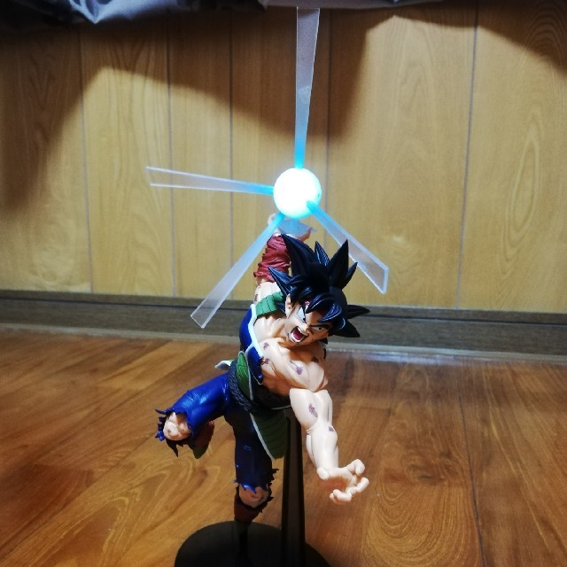 サイヤ | 詳細要確認! ドラゴンボール バーダック用エフェクトパーツの通販 by だいノス′s shop|ラクマ