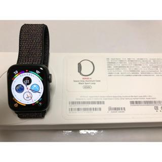 アップルウォッチ(Apple Watch)のApple Watch series 4 Cellular 美品です‼︎(腕時計(デジタル))