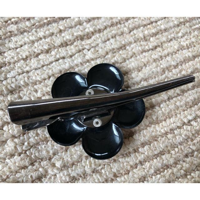 MARY QUANT(マリークワント)のマリークワント ヘアクリップ レディースのヘアアクセサリー(バレッタ/ヘアクリップ)の商品写真