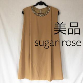 4afbfdaf4143a シュガーローズ(Sugar Rose)の☆美品☆ sugar rose フォーマルワンピース(