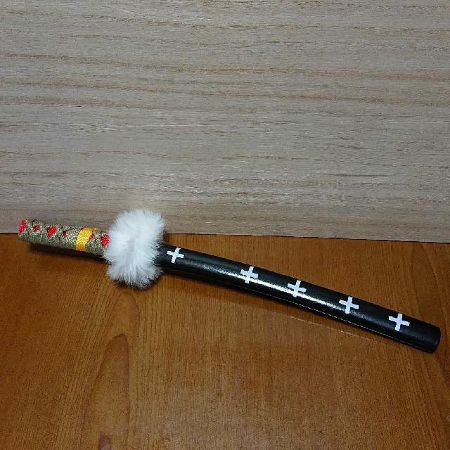 ヒーロー | ワンピース  トラファルガー・ローの刀の通販 by 3姉妹's shop|ラクマ
