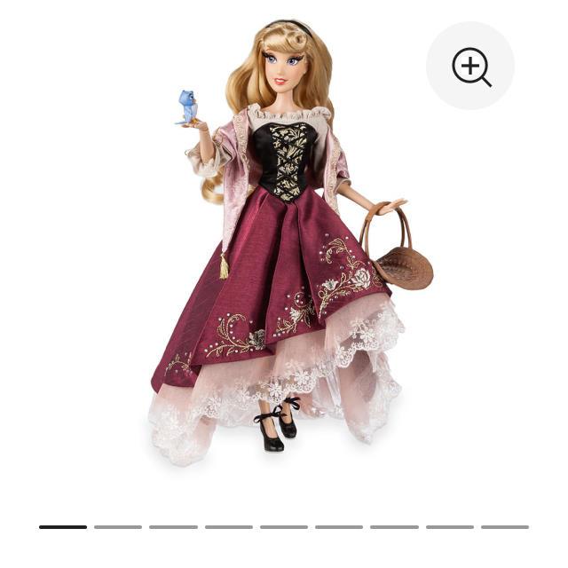 マルイ 新宿 ドレス | Disney - オーロラ姫 リミテッドドール プレミアドール 眠れる森の美女 フィギュアの通販 by rootty Hill|ディズニーならラクマ
