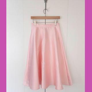 ナディア(NADIA)のNADIA  *フレアミディアムスカート(ひざ丈スカート)
