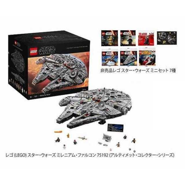 大河 フィギュア | 非売品ミニセット付 75192 レゴ LEGO ミレニアムファルコンの通販 by サキ's shop|ラクマ