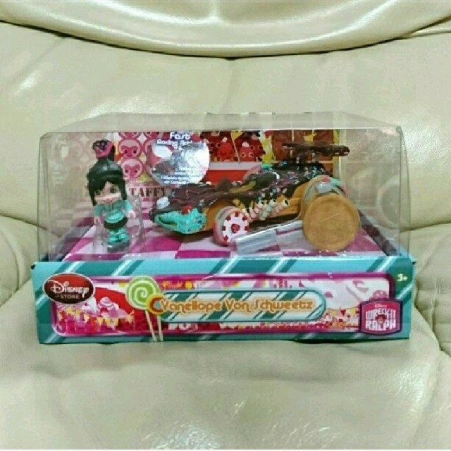 figma レオン | Sugar Russh - 【未開封】シュガーラッシュ*フィギュアの通販 by choco*mint♡*.+゜|シュガーラッシュならラクマ
