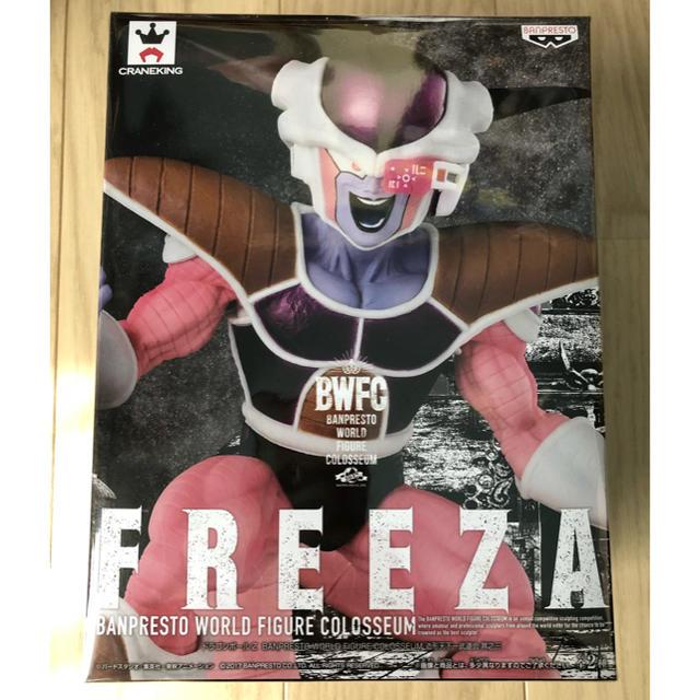 フィギュア ワンピース エロ | BANPRESTO - ドラゴンボールZ  BWFC  FREEZAの通販 by Yuria's shop|バンプレストならラクマ