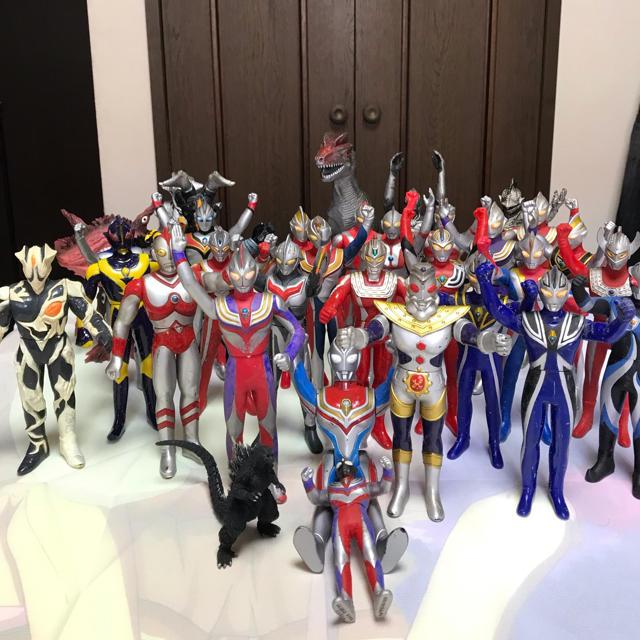 one piece フィギュア エース | BANDAI - レア!!ウルトラマン大集合!!の通販 by Quiet's shop|バンダイならラクマ