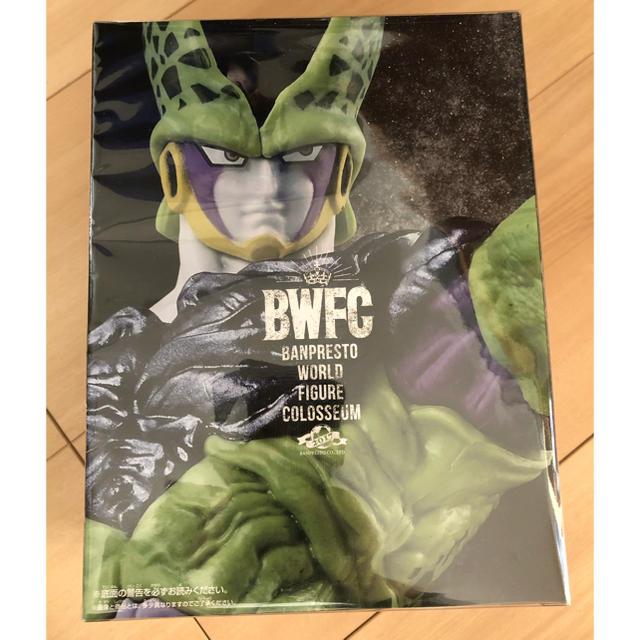 フェバリット | BANPRESTO - ドラゴンボールZ  CELL フィギュアの通販 by Yuria's shop|バンプレストならラクマ
