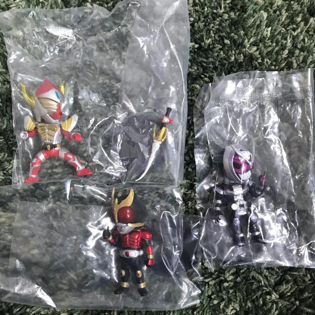 キンハー フィギュア | 仮面ライダー  一番くじの通販 by Sakura's shop|ラクマ