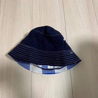 ベビーギャップ(babyGAP)のbaby GAP リバーシブル ハット 帽子(ハット)