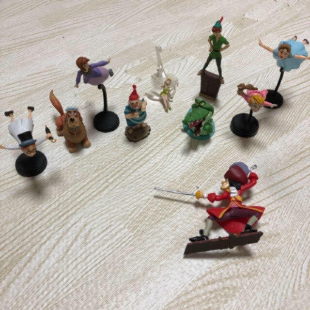 手作り フィギュア 材料 | Disney - ディズニーの通販 by 🛍💄👠👗👸🎀|ディズニーならラクマ