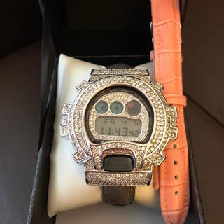 ジーショック(G-SHOCK)のm様専用 G-SHOCK CZカスタム時計(腕時計(デジタル))