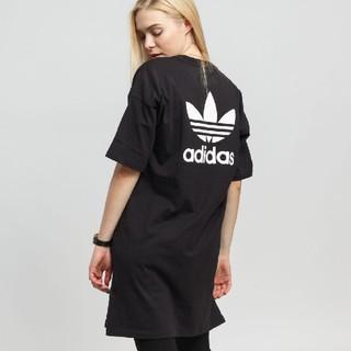 アディダス(adidas)のTシャツ ワンピース adidas originals(ひざ丈ワンピース)