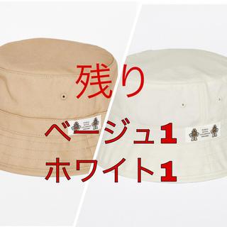 ジーユー(GU)の(最終出品)GU STUDIOSEVENコラボ バスケットハット(ハット)