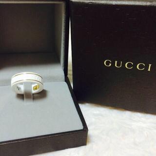 グッチ(Gucci)のGUCCI 指輪 14号 女性(リング(指輪))