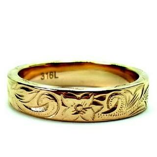 人気のハワイアンジュエリー(リング(指輪))