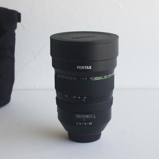 ペンタックス(PENTAX)のPENTAX-D FA 15-30F2.8ED (レンズ(ズーム))