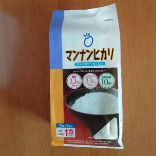 オオツカセイヤク(大塚製薬)のマンナンヒカリ(米/穀物)