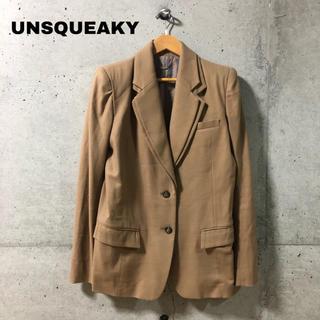 アンスクウィーキー(UNSQUEAKY)の【UNSQUEAKY】2B デザインテーラードジャケット 1(テーラードジャケット)