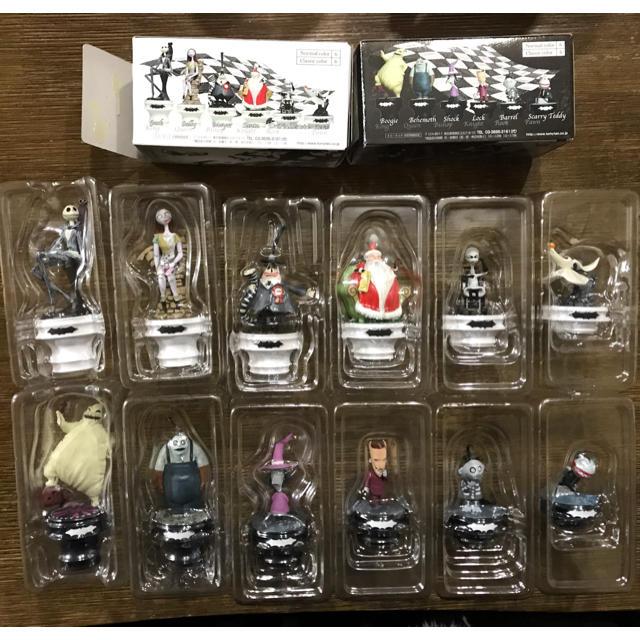 フィギュア ほこり | Disney - ディズニーチェスコレクション ナイトメアー・ビフォア・クリスマスの通販 by タロイモみぃちゃん's shop|ディズニーならラクマ